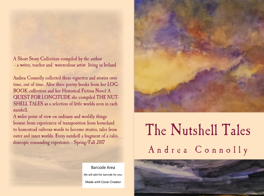 Release date for THE NUTSHELL TALES – 18. November 2017